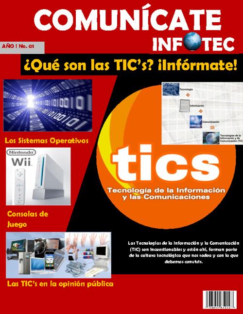 Revista Comunícate Infotec - Proyecto final Informática 1