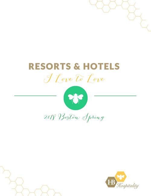 2018 Boston Spring Resort Guide