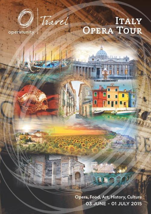 2015 Italy Itinerary