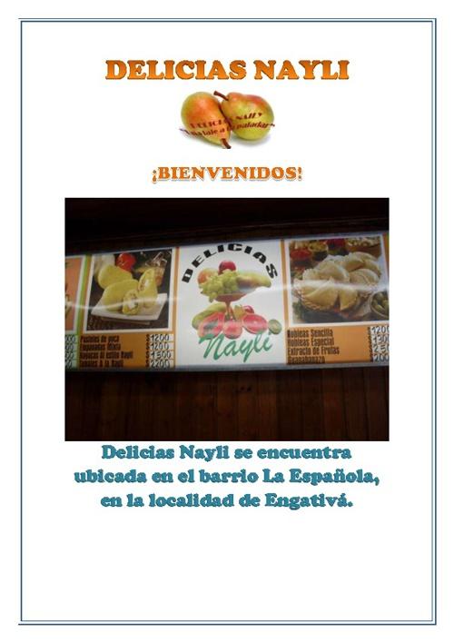 Galeria Delicias Nayli