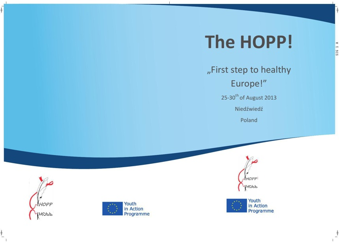 "Health related Organization for Promotion and Prevention ""HOPP"""