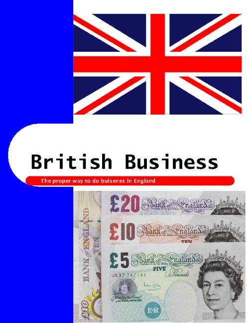 British Business