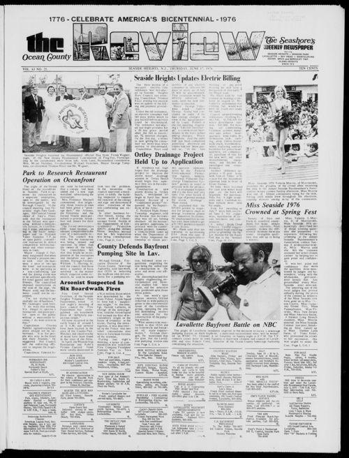 Review June 1976