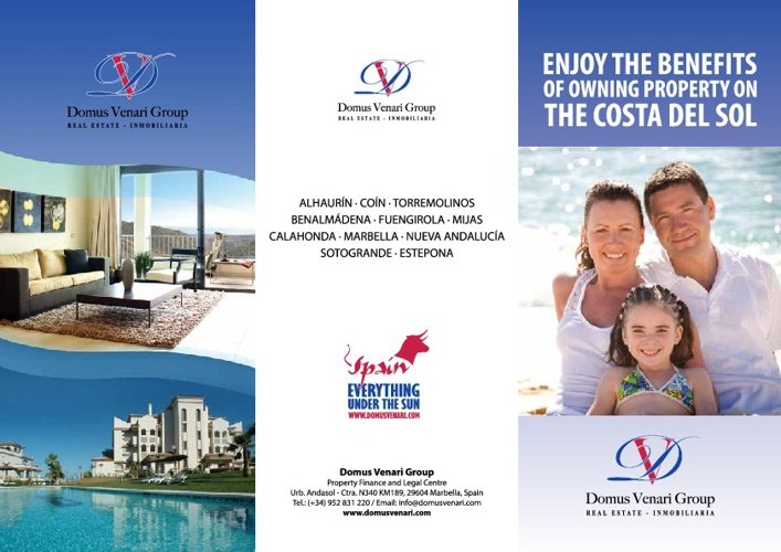 Costa del Sol Property - Registration