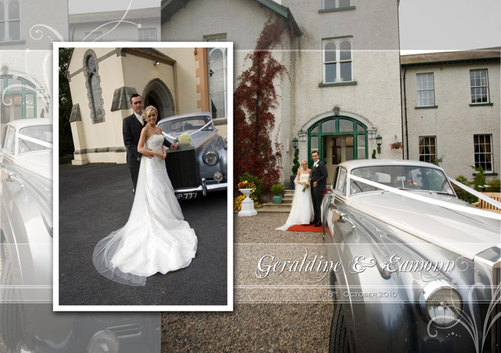 Geraldine & Eamonn's Wedding Day