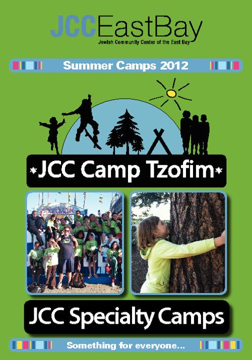 2012 Summer Camps Brochure