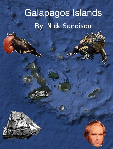 Nick Sandison Galapagos Islands