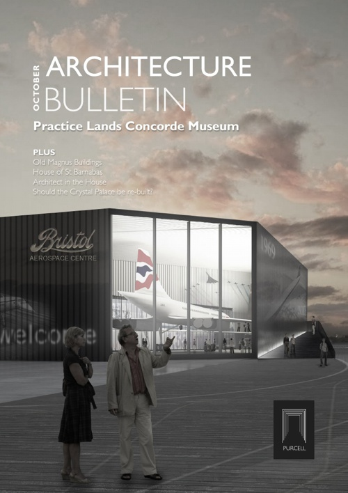 Architecture Bulletin - October 2013
