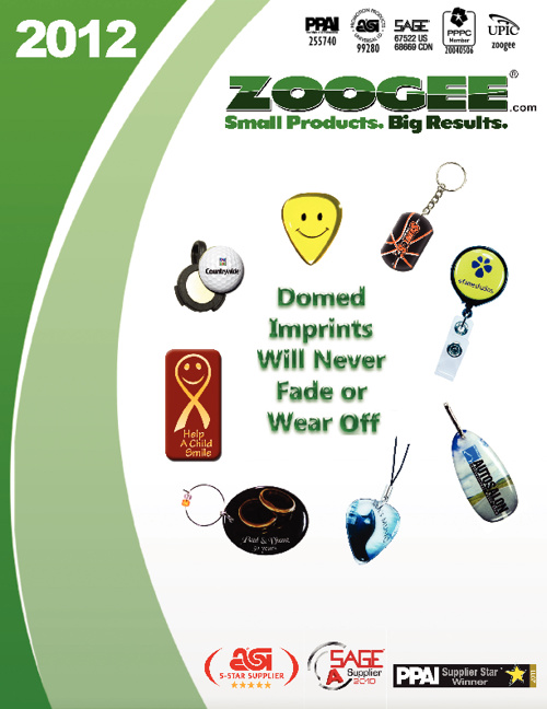 Zoogee 2012 Catalog