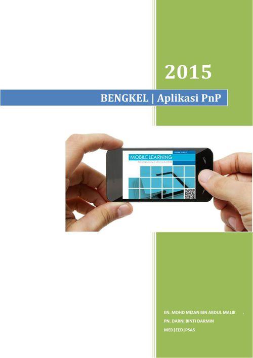 Bengkel Aplikasi PnP