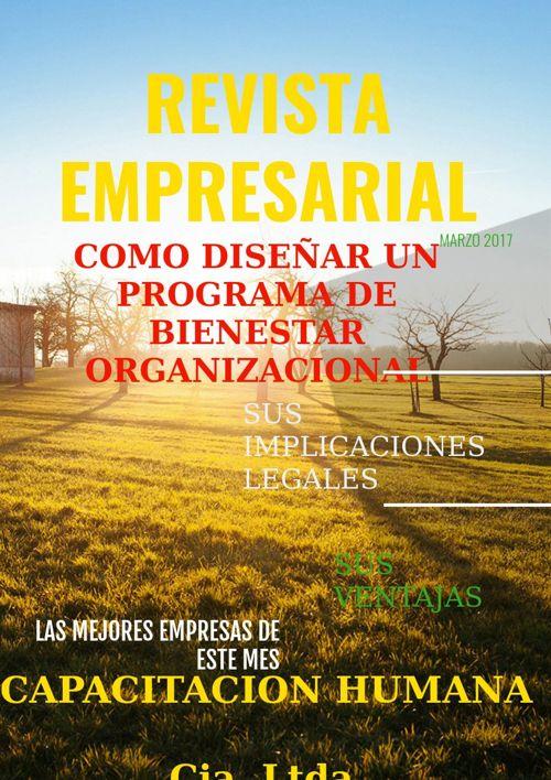 Programa de Bienestra Organizacional FUCN