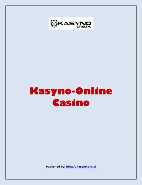 Kasyno-Online Casino