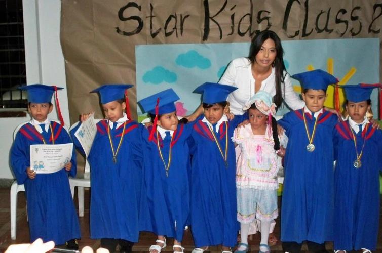 NUESTRAS ACTIVIDADES EN STAR KIDS