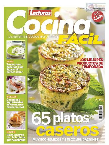 cocina facil nov 2012