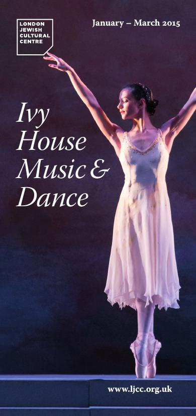 Ivy House Music and Dance programme Spring 2015 SINGLE PAGES Hig