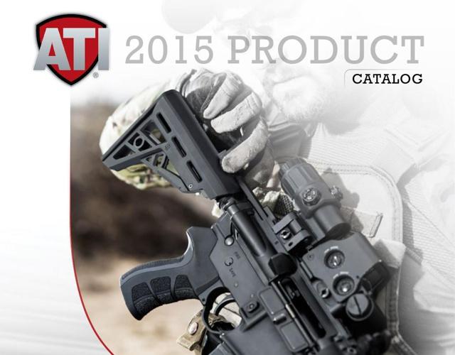 2015 ATI Product Catalog