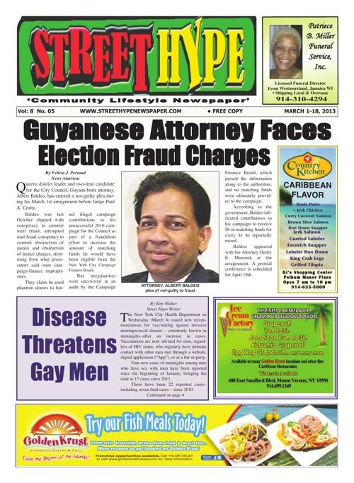 Street Hype Newspaper