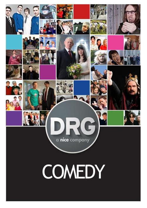 DRG - Comedy Catalogue