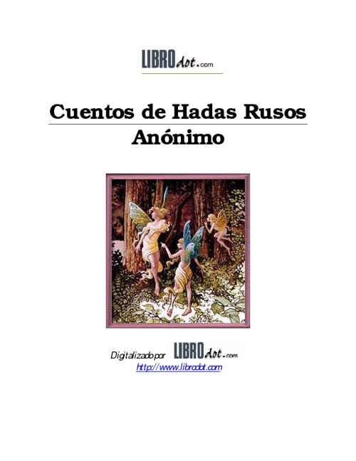 Cuentos de Adas Rusos - Antología