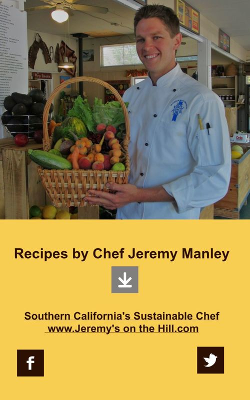 Copy of Copy of Recipes by Jeremy's by the Hill