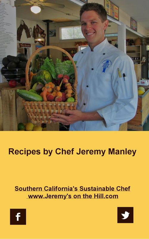 Copy of Recipes by Jeremy's by the Hill