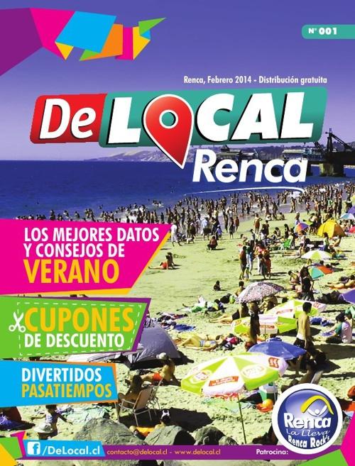 DeLocal - revista a presentar