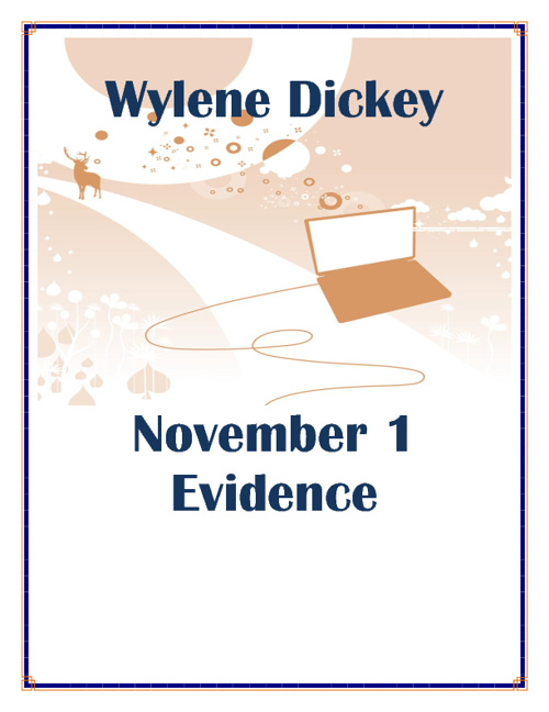 Dickey Nov