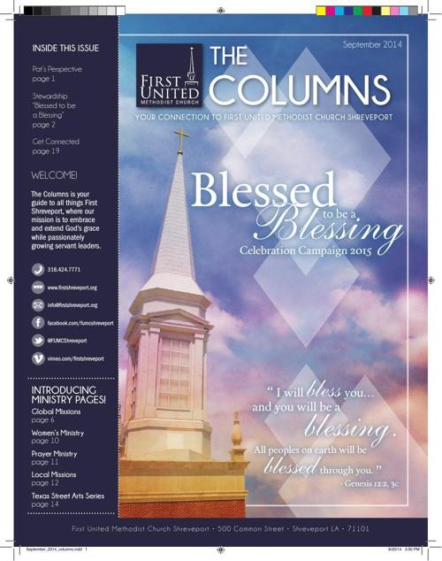 September 2014 Columns