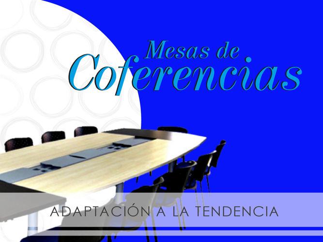 MESAS DE CONFERENCIAS