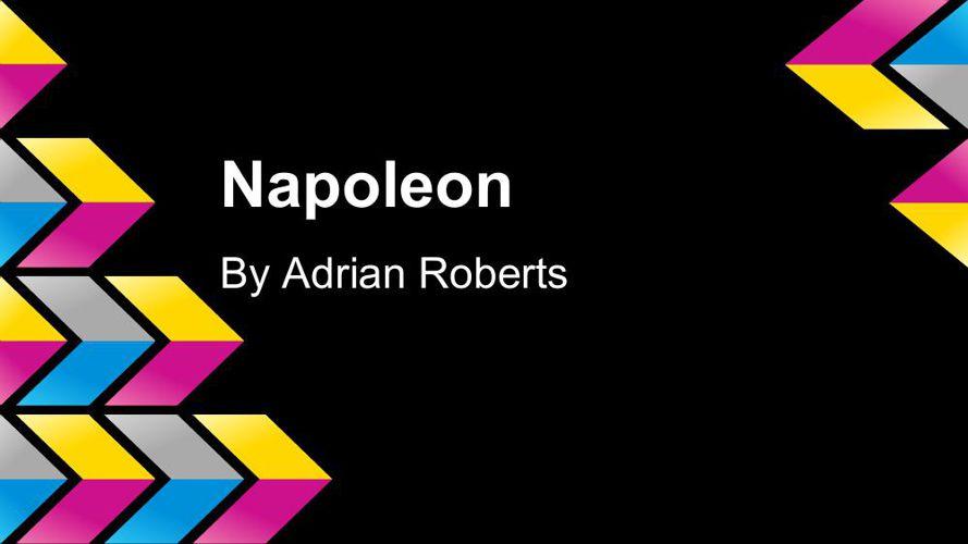 Napoleons Project