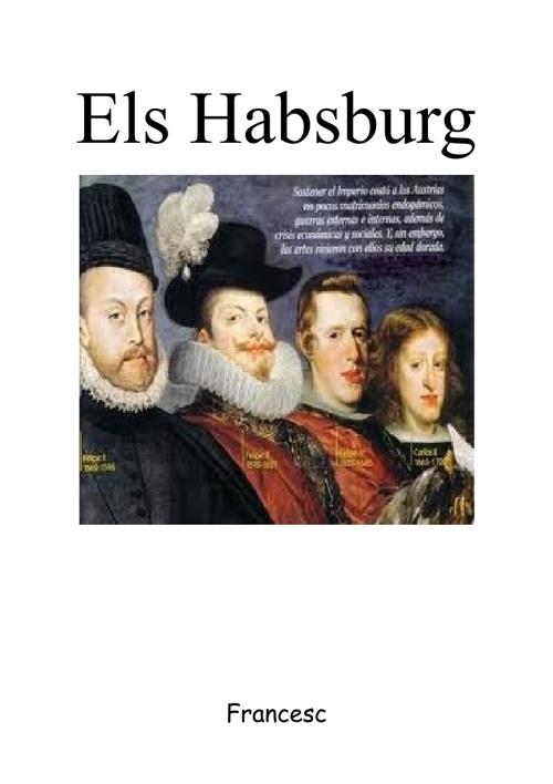els habsburg