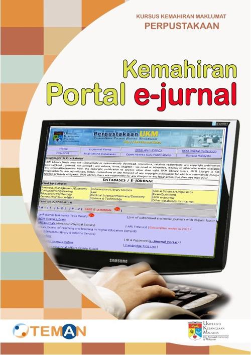Kemahiran Maklumat Portal e-Jurnal