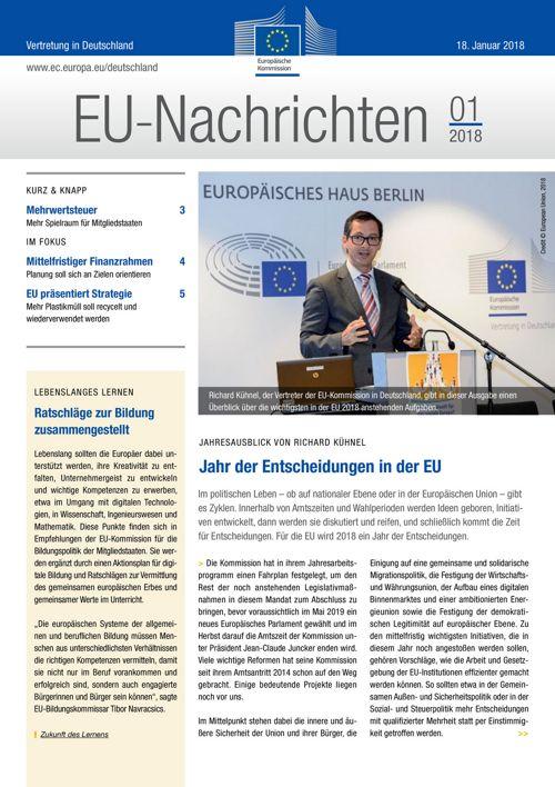 EU-Nachrichten #1