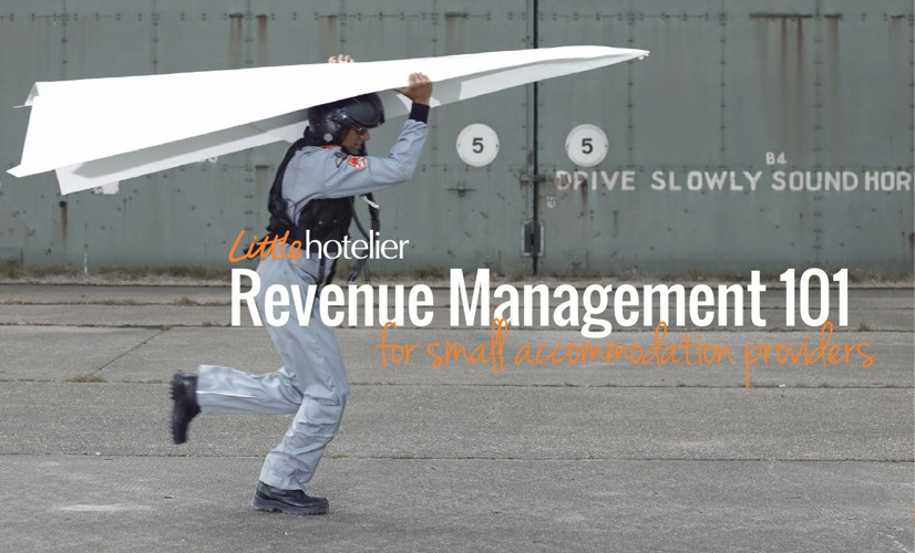 Revenue Management 101 for small accommodation providers