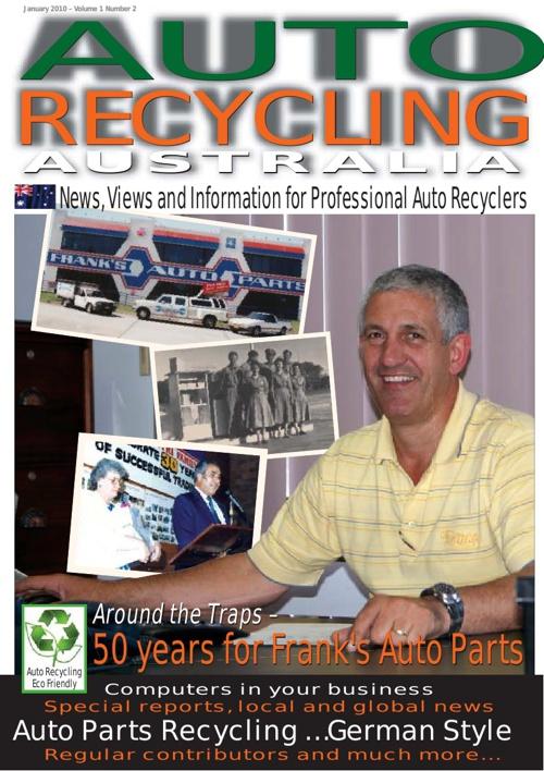 Auto Recycler January 2010