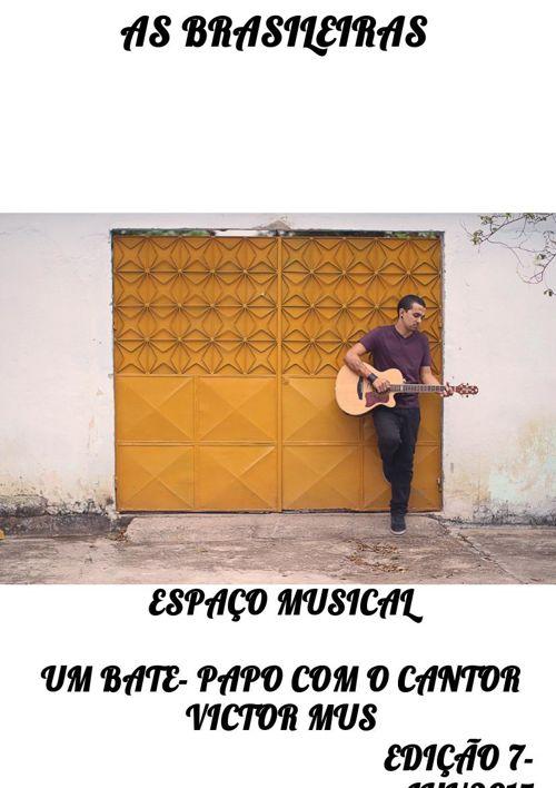 CLIPPING ESPAÇO MUSICAL VICTOR MUS