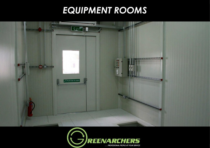 Equipment Rooms