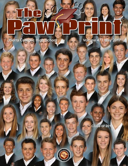 May 2017 Paw Print JSerra Catholic High School