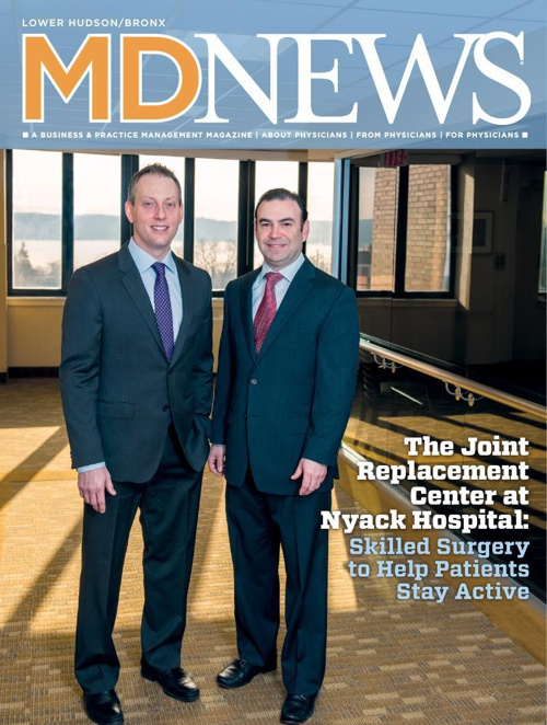 MD News The Joint Replacement Center at Nyack Hospital