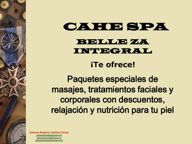 Cache Spa