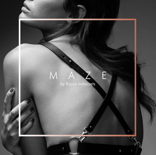 NEW MAZE COLLECTION BY BIJOUX INDISCRETS