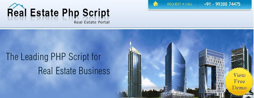 Real Estate Portal Software