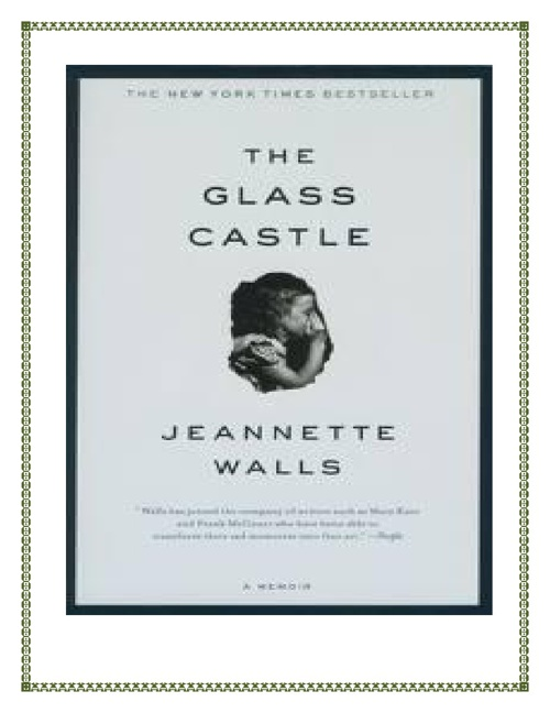 The Glass Castle Book Project