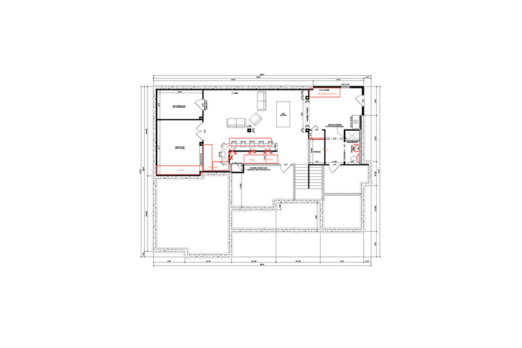 The Basement Plan