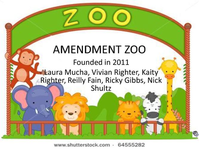 Amendment Zoo