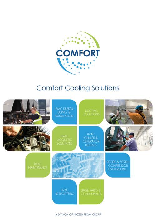 Comfort Cooling Solution