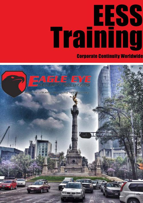 Eagle Eye Security Solutions Inc. corporate brochures and traini