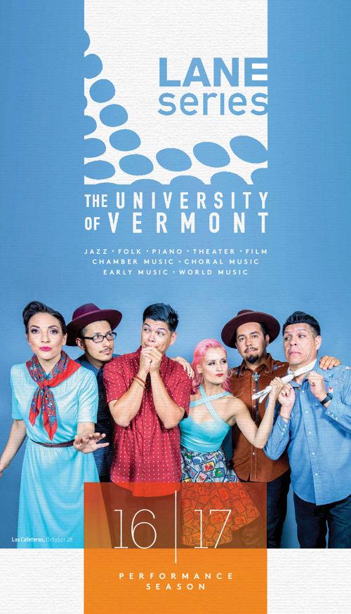 UVM Lane Series Performance Season 2016–2017