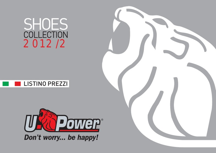 Catalogo U Power 2012/2013