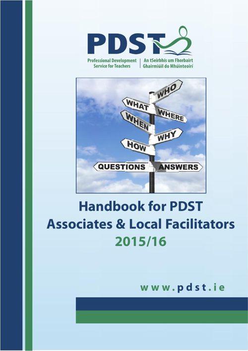 PDST ALFA Handbook - October 2015